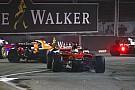 Твит Ferrari об аварии на старте вызвал бурю эмоций