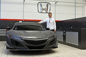 GT Breaking news Van der Zande to drive factory Honda in Macau