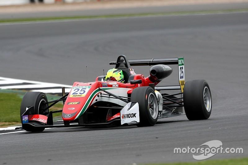 Євро Ф3 у Сільверстоуні: Шумахер - найкращий новачок у гонці №2