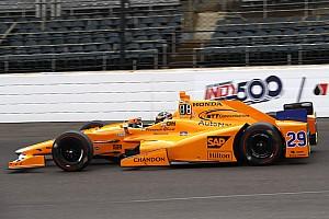 IndyCar BRÉKING A McLaren visszatér az IndyCarba?