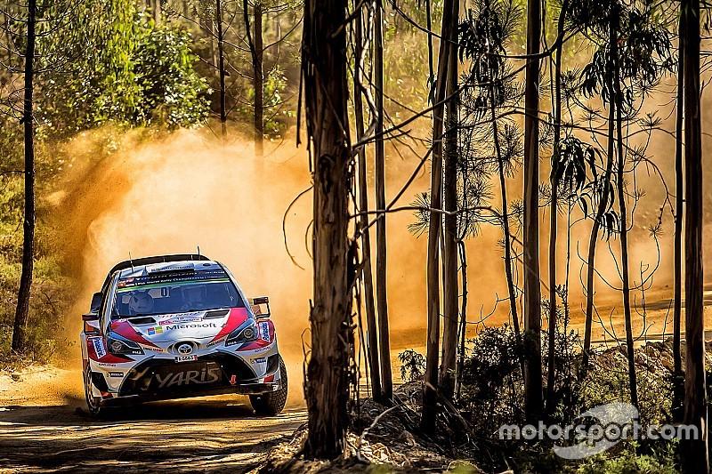 【WRC】9位ラトバラ「キャリアの中で一番身体的に辛いラリーだった」