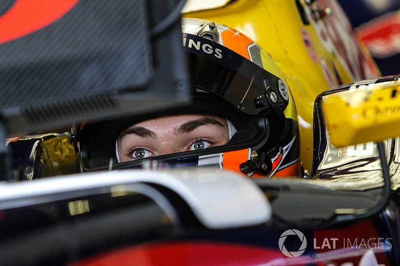 Gasly escolhe número definitivo para sua estreia na F1
