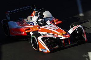 Fórmula E Últimas notícias Mahindra mantém Rosenqvist e Heidfeld para 2017-18