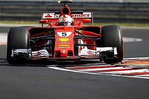 F1 Reporte de pruebas Vettel lidera la mañana y Kubica es séptimo