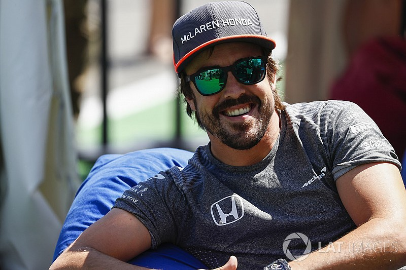 "Alonso: My season has been ""fantastic"""