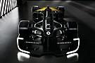 Renault показала машину Формулы 1 2027 года
