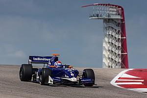 Formula V8 3.5 Crónica de Carrera Diego Menchaca logra su primer podio en World Series