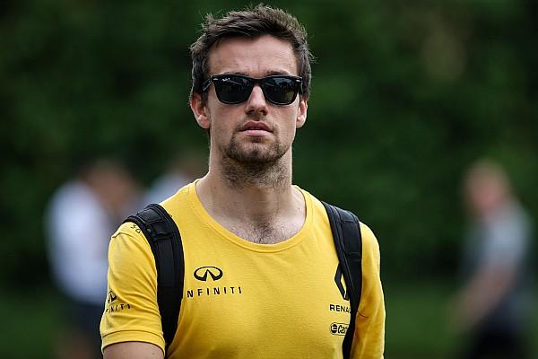 Palmer supo que no seguiría en Renault en 2018 por Autosport
