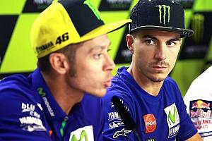 MotoGP Últimas notícias Yamaha: relação entre Rossi e Viñales não é um problema