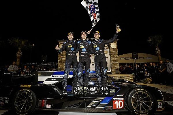 IMSA Gara La Cadillac del Wayne Taylor Racing conquista la 12 Ore di Sebring
