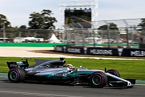 Fórmula 1 Crónica de entrenamientos Hamilton sigue dominando en Melbourne