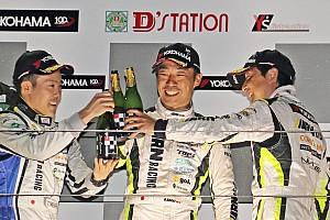 スーパー耐久 速報ニュース 連勝でタイトルに王手! ARN Racing「まずは最終戦PP獲得を目指す」