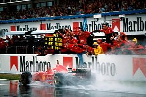 Formule 1 Special feature Legendarische races: De Grand Prix van Spanje in 1996