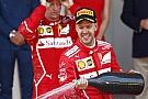 """Vettel explica estratégia: """"não tinha nada a perder"""""""