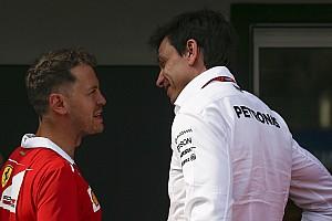Formel 1 News Sebastian Vettel & Mercedes: Ein Gespräch, aber keine Verhandlungen