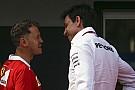 Forma-1 Wolff nem érti, mi okból hagyná el Vettel a Ferrarit
