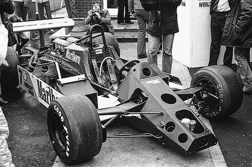 McLaren MP4/1: l'auto che ha rivoluzionato il concetto di F1
