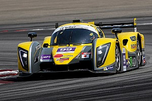 Asian Le Mans Race report Shinyo Sano wins in Asian Le Mans Sprint Cup