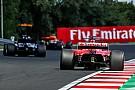Formel 1 2017 in Budapest: Das Trainingsergebnis in Bildern