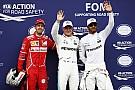 Grid start balapan GP Austria 2017