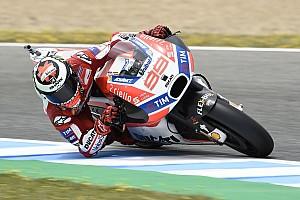 """MotoGP Noticias de última hora Lorenzo: """"Voy a salir a la carrera con la mente abierta"""""""
