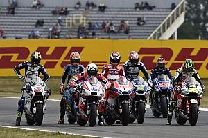 MotoGP Resultados La parrilla de salida del GP de Holanda