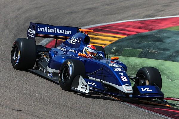 Fittipaldi y Menchaca mandan en las prácticas de la World Series en Nurburgring
