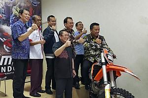MXGP Breaking news Indonesia bersiap menyambut MXGP 2017