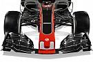 F1 【2017年F1マシン:テクニカルスペック】ハースVF-17