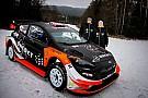 WRC Ostberg: