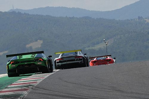 GT Italiano: gran finale Sprint al Mugello con record iscritti