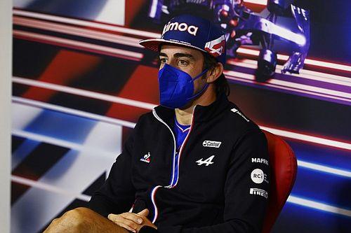 Alonso, geçtiğimiz sene Verstappen için F1'i takip etmiş