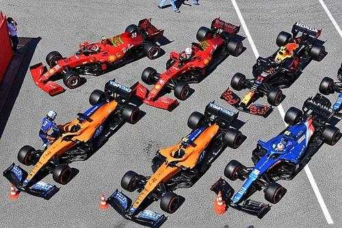 F1 2021: así queda el mundial de pilotos y equipos tras Barcelona