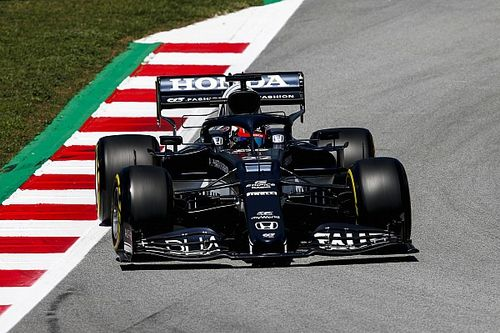 """F1: Tsunoda tem """"ponto de interrogação"""" sobre seu carro comparado ao de Gasly"""