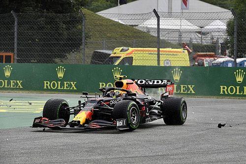 Red Bull vreest nog een motor te verliezen na crash in Hongarije