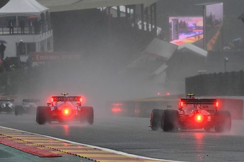 Why one-lap Belgian Grand Prix counted for F1 points