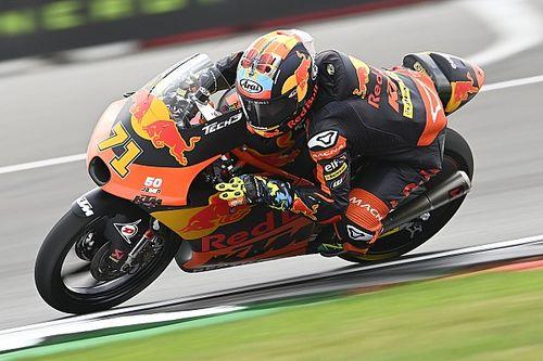 Moto3アラゴン決勝:佐々木歩夢、3位表彰台獲得! フォッジアが今季3勝目挙げる