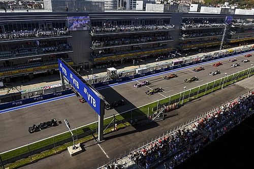GP de Rusia no descarta alternar la carrera con Sochi