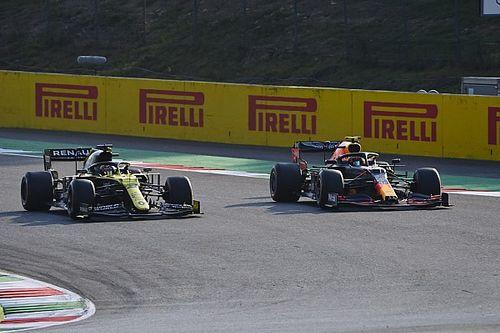 """Ricciardo: """"Albon'ın Mugello'daki hızı sinir bozucuydu"""""""