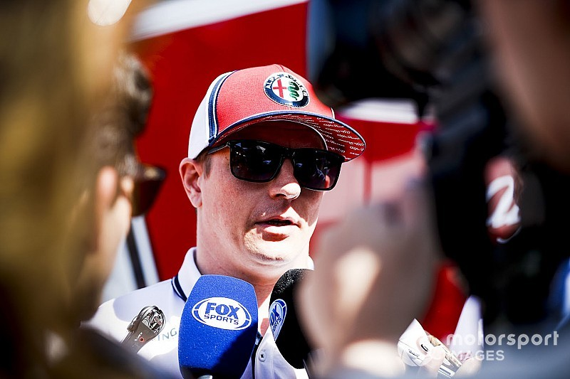 Why relaxed Raikkonen will star in 2019