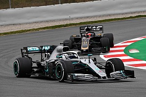 Mercedes needs upgrade to cure handling issues, says Bottas