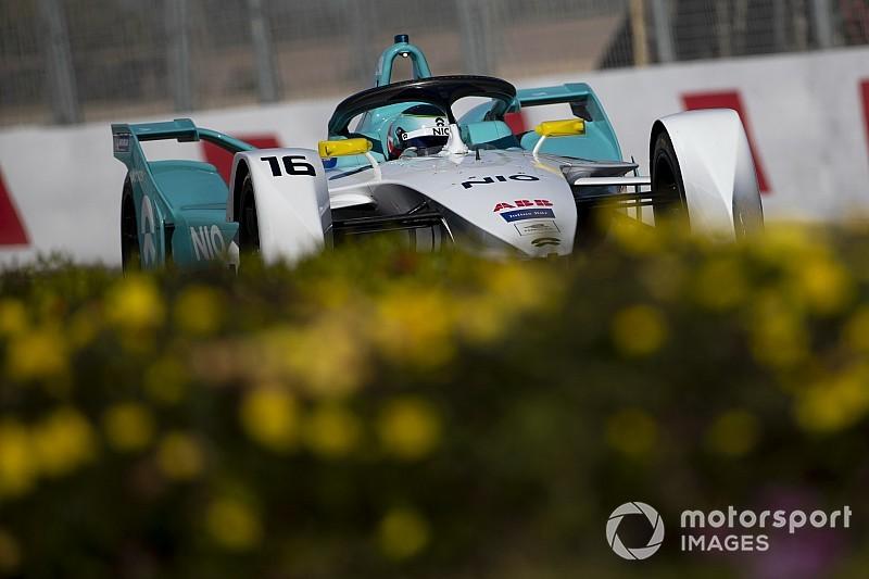 Photos - Les chronos des rookies en piste à Marrakech