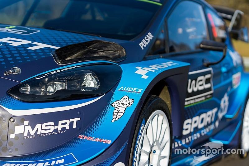 [WRC] M-Sport:2019赛季的重点是——赚钱