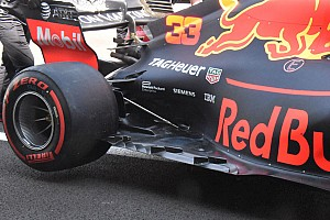 Ferrari probará otra vez su piso nuevo, Red Bull copia la idea