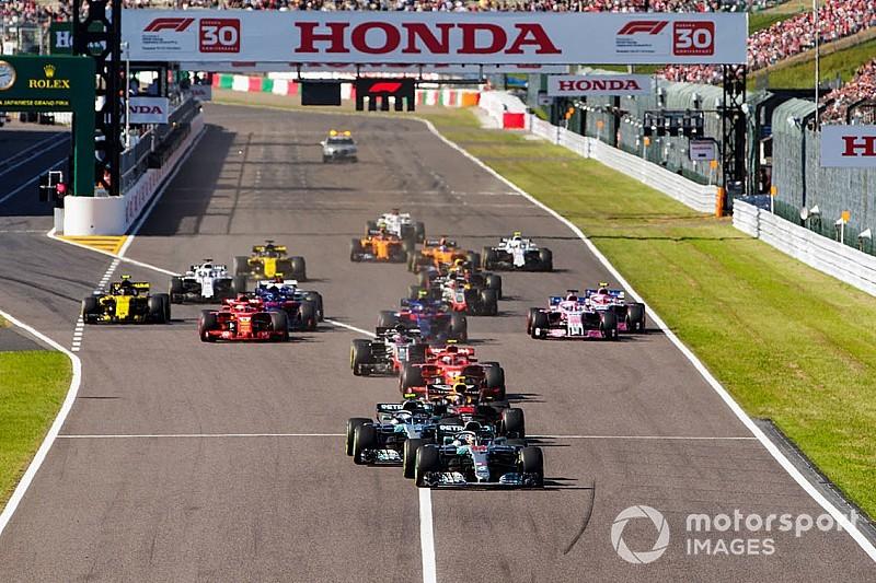 FIA затвердила календар Формули 1 на 2019 рік