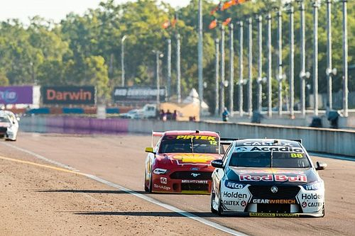 "Dane expecting 2020 fix to Supercars parity ""slip-up"""