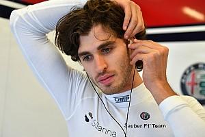 Giovinazzi ve Bernhard, ESM ile Petit Le Mans'da yarışacak