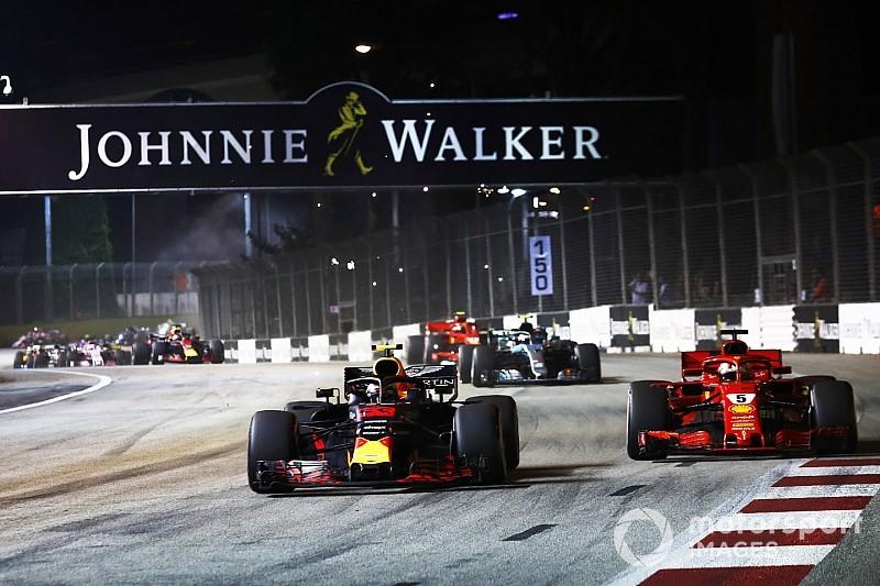 Феттель встал на защиту тактики Ferrari в Сингапуре