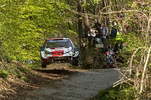 How Ogier held on after a shock bump in the road to triumph in Croatia