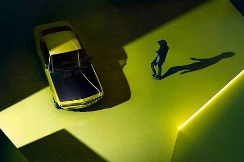 De nouvelles images de l'Opel Manta GSe ElektroMOD
